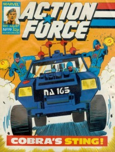0019 9 227x300 Action Force [Marvel UK] V1
