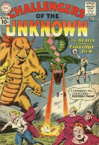 0019 93 205x300 Challengers Of The Unknown [DC] V1