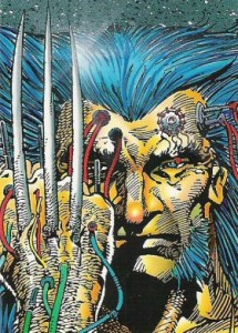 0019a 32 215x300 Wolverine  From Then Til Now II 1992 [Marvel  Comic Images] Card Set