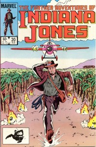 0020 189 197x300 Further Adventures of Indiana Jones [Marvel] V1