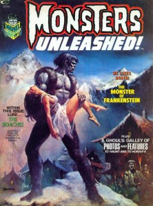 0020 309 222x300 Monsters Unleashed [Marvel] V1