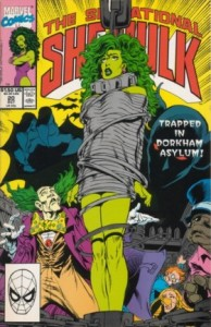0020 393 194x300 Sensational She Hulk [Marvel] V1