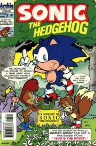 0020 405 198x300 Sonic  The Hedgehog [Archie Adventure] V1