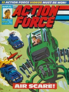 0020 8 225x300 Action Force [Marvel UK] V1