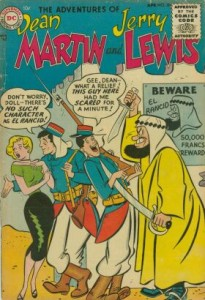 0020 9 205x300 Adventures Of Dean Martin and Jerry Lewis [DC] V1