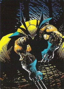 0020a 35 215x300 Wolverine  From Then Til Now II 1992 [Marvel  Comic Images] Card Set