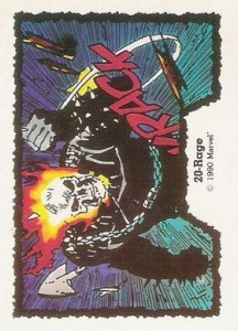 0020a 7 216x300 Ghost Rider  Series 1 1990 [Comic Images] Card Set