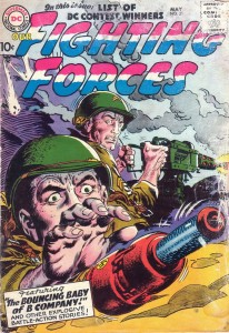 0021 294 206x300 Our Fighting Forces [DC] V1