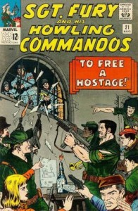 0021 351 196x300 Sgt Fury And His Howling Commandos [Marvel] V1