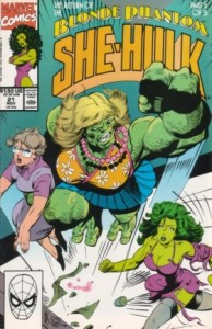 0021 352 194x300 Sensational She Hulk [Marvel] V1