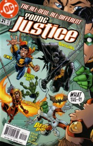 0021 495 192x300 Young Justice [DC] V1