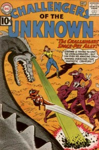 0021 79 198x300 Challengers Of The Unknown [DC] V1