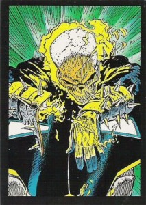 0021a 5 213x300 Ghost Rider  Series 2 1992 [Comic Images] Card Set