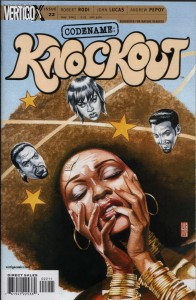 0022 108 196x300 Codename  Knockout [DC Vertigo] V1