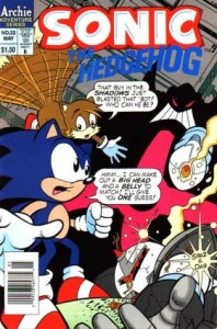 0022 357 198x300 Sonic  The Hedgehog [Archie Adventure] V1