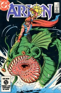 0022 42 195x300 Arion  Lord Of Atlantis [DC] V1
