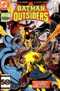 0022 45 197x300 Batman  And The Outsiders [DC] V1