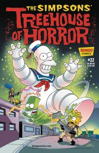 0022 486 195x300 Bart Simpsons Treehouse of Horror