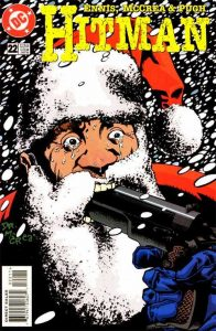 0022 488 196x300 Christmas Comic Book Covers