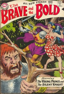 0022 71 206x300 Brave And The Bold, The [DC] V1