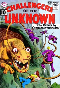 0022 86 206x300 Challengers Of The Unknown [DC] V1