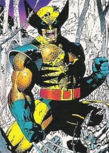 0022a 33 215x300 Wolverine  From Then Til Now II 1992 [Marvel  Comic Images] Card Set