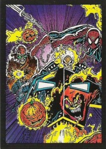 0022a 4 213x300 Ghost Rider  Series 2 1992 [Comic Images] Card Set