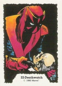 0022a 5 215x300 Ghost Rider  Series 1 1990 [Comic Images] Card Set