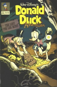 0023 130 196x300 Donald Duck Adventures [Disney] V1