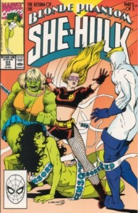 0023 327 194x300 Sensational She Hulk [Marvel] V1