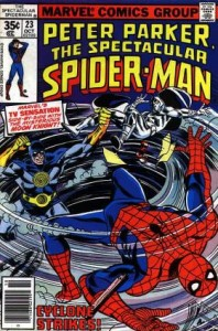0023 349 198x300 Spectacular Spider Man [Marvel] V1