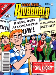 0023 381 224x300 Tales From Riverdale Digest [Archie] V1