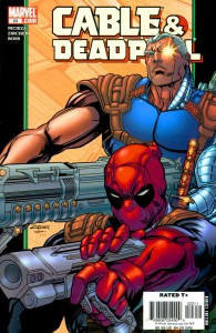 0023 82 195x300 Cable And Deadpool [Marvel] V1