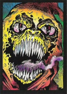 0023a 4 214x300 Ghost Rider  Series 2 1992 [Comic Images] Card Set