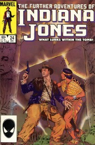 0024 151 196x300 Further Adventures of Indiana Jones [Marvel] V1