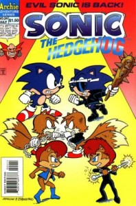 0024 332 198x300 Sonic  The Hedgehog [Archie Adventure] V1