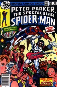 0024 346 198x300 Spectacular Spider Man [Marvel] V1