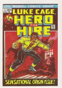 0024a 17 210x300 Marvel Super Heroes 1st Issue Covers 1984 Card Set