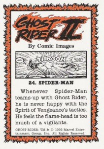 0024b 5 211x300 Ghost Rider  Series 2 1992 [Comic Images] Card Set