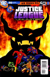 0025 196 196x300 Justice League  Unlimited [DC] V1