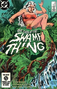 0025 298 195x300 Saga Of The Swamp Thing [DC] V1