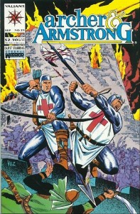 0025 30 197x300 Archer And Armstrong [Valiant] V1