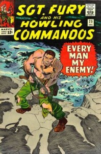 0025 305 198x300 Sgt Fury And His Howling Commandos [Marvel] V1