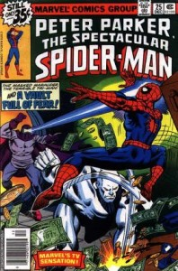 0025 333 198x300 Spectacular Spider Man [Marvel] V1