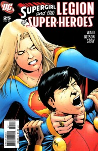 0025 357 194x300 Supergirl  And The Legion Of Superheroes [DC] V1