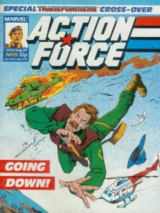 0025 7 226x300 Action Force [Marvel UK] V1