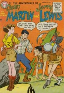 0025 8 208x300 Adventures Of Dean Martin and Jerry Lewis [DC] V1