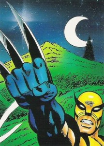 0025a 36 215x300 Wolverine  From Then Til Now II 1992 [Marvel  Comic Images] Card Set