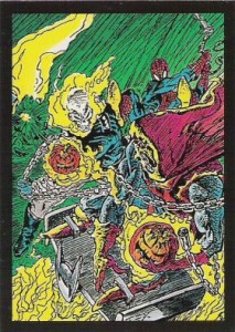 0025a 5 213x300 Ghost Rider  Series 2 1992 [Comic Images] Card Set