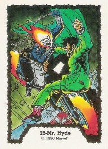 0025a 6 217x300 Ghost Rider  Series 1 1990 [Comic Images] Card Set